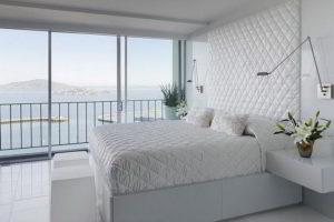 минимализм в спальне фото 45