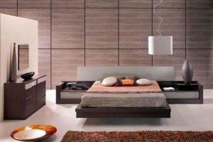 минимализм в спальне фото 56