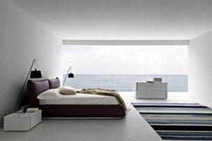минимализм в спальне фото 57