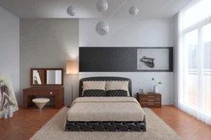 минимализм в спальне фото 60