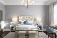 спальня в стиле американской классики