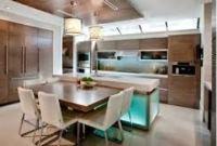 кухня в стиле контемпорари фото