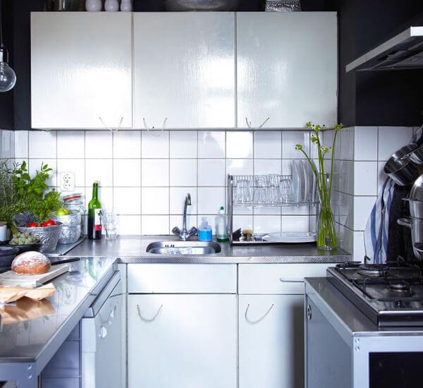 дизайн кухни икеа в скандинавском стиле фото