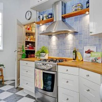 скандинавские кухни фото 19