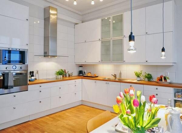 скандинавские кухни фото 5