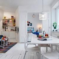 скандинавский стиль в интерьере малогабаритных квартир фото 13