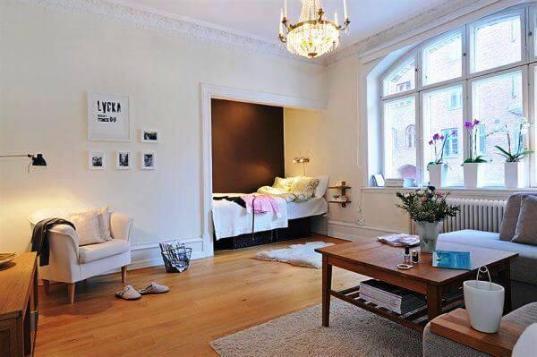 скандинавский стиль в интерьере малогабаритных квартир фото 2