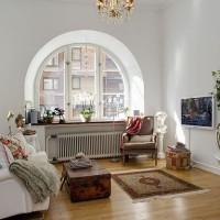 скандинавский стиль в интерьере малогабаритных квартир фото 28