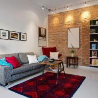 скандинавский стиль в интерьере малогабаритных квартир фото 29