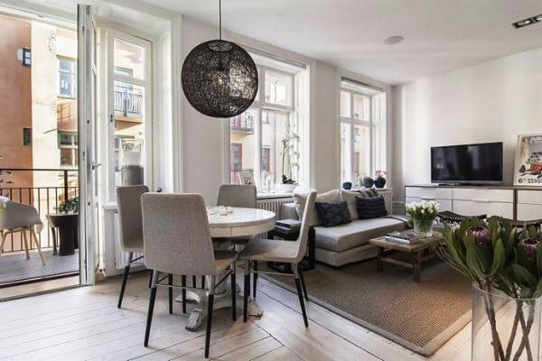 скандинавский стиль в интерьере малогабаритных квартир фото 4