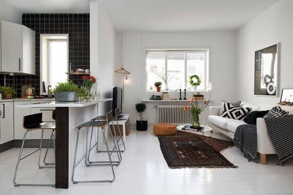 скандинавский стиль в интерьере малогабаритных квартир фото 6