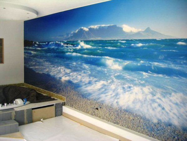 3d фотообои для стен фото 2