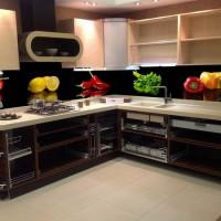 3d фотообои для стен фото для кухни