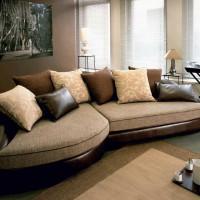 итальянская мягкая мебель для гостиной фото 17
