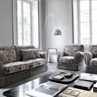 итальянская мягкая мебель для гостиной фото 2