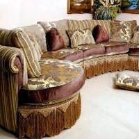 итальянская мягкая мебель для гостиной фото 20