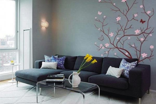 красивая мягкая мебель для гостиной фото 2