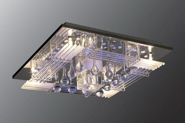 люстры светодиодные потолочные с пультом фото 3