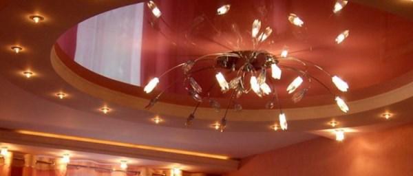 люстры светодиодные потолочные с пультом фото 6