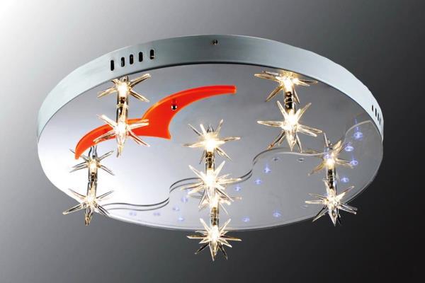 люстры светодиодные потолочные с пультом фото 7