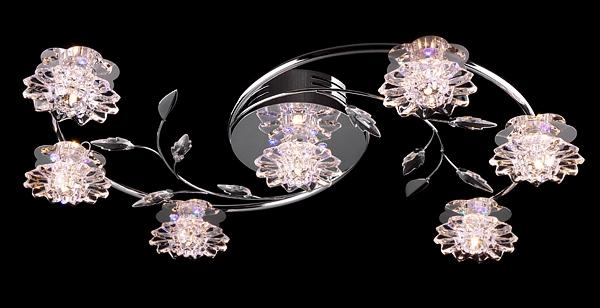 люстры светодиодные потолочные с пультом фото 8