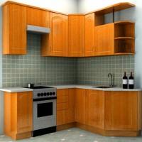 маленькие угловые кухни дизайн фото 13