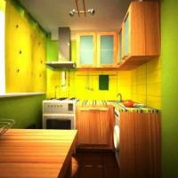 маленькие угловые кухни дизайн фото 16