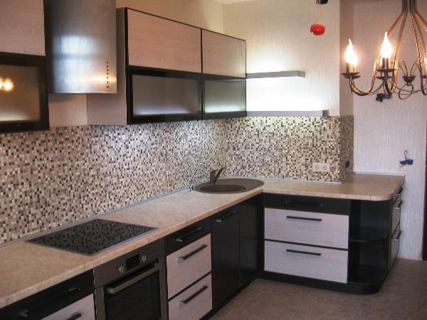 маленькие угловые кухни дизайн фото 2