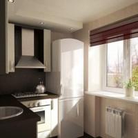 маленькие угловые кухни дизайн фото 25