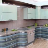 маленькие угловые кухни дизайн фото 3