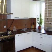 маленькие угловые кухни дизайн фото 33