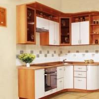 маленькие угловые кухни дизайн фото 37