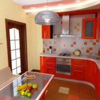 маленькие угловые кухни дизайн фото 7