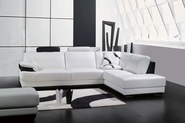 мягкая мебель для гостиной в современном стиле фото