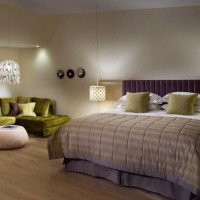 освещение в спальне без люстры фото 11