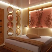 освещение в спальне без люстры фото 21