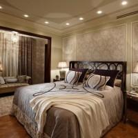освещение в спальне без люстры фото 22