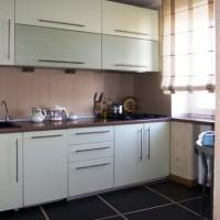 римская штора на кухню фото 29