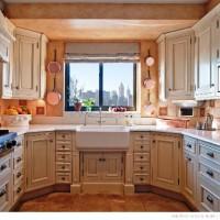 римская штора на кухню фото 8