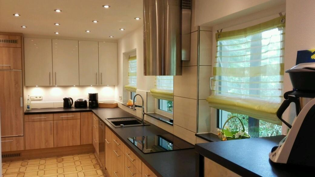римские шторы в кухню фото 19