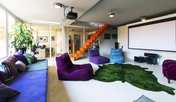 современная мягкая мебель для гостиной фото