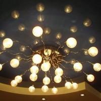 светодиодные люстры с пультом фото 10