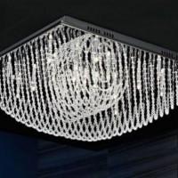 светодиодные люстры с пультом фото 11