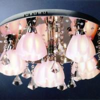 светодиодные люстры с пультом фото 12