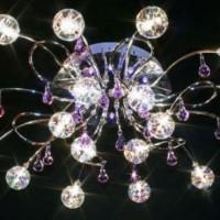 светодиодные люстры с пультом фото 18
