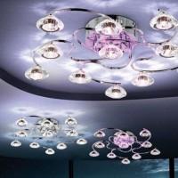 светодиодные люстры с пультом фото 19