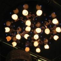 светодиодные люстры с пультом фото 20
