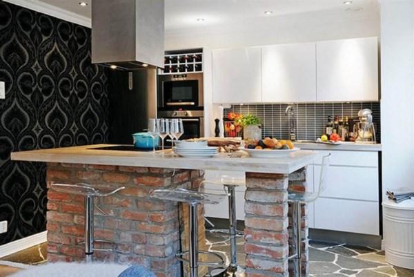 дизайн однокомнатной квартиры фото интерьера квартиры хрущевки