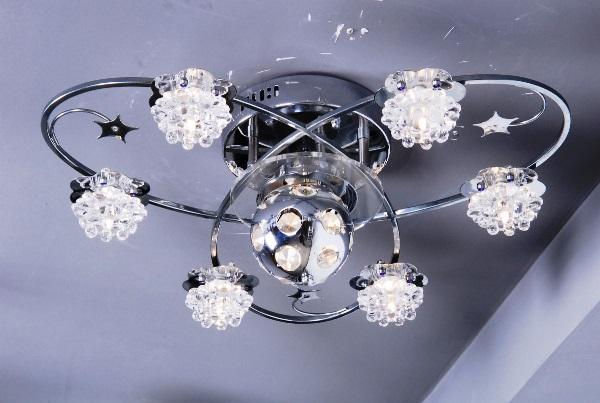 люстры для натяжного потолка фото 3