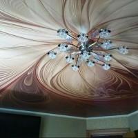 люстры под натяжной потолок фото 15